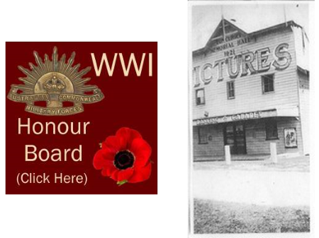 WW1 Story Board - Click Here